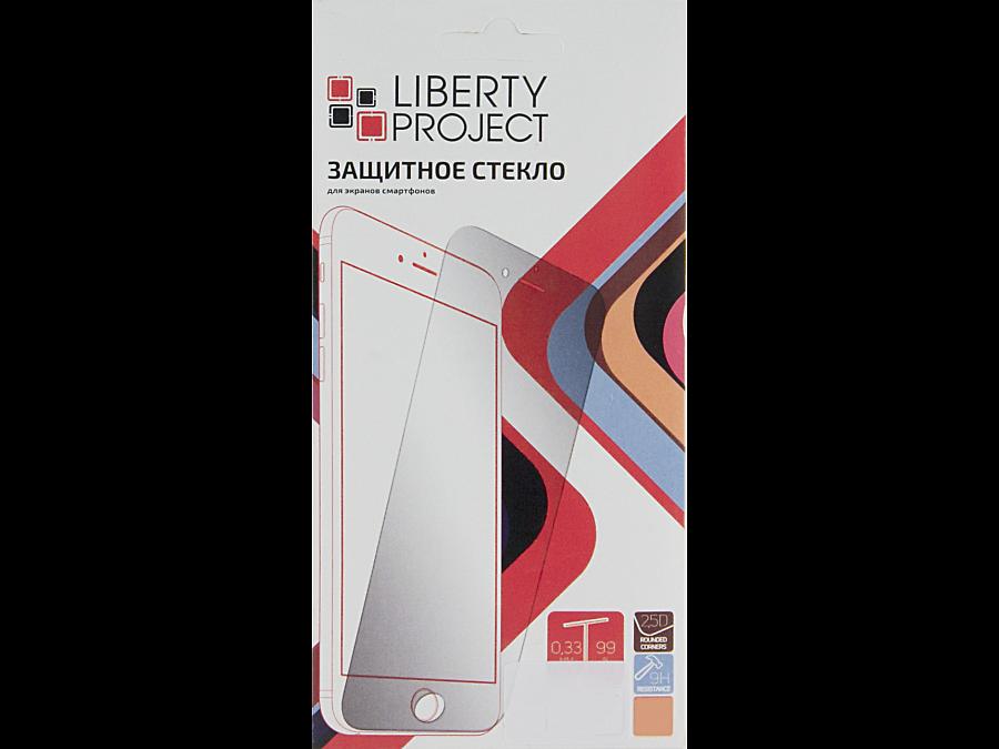 Защитное стекло Liberty Project для iPhone 4/4S