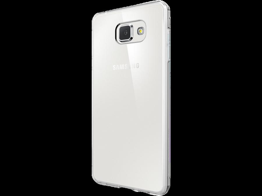 Чехол-крышка Uniq Bodycon Samsung Galaxy A5, силикон, прозрачный
