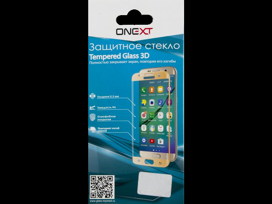 Защитное стекло One-XT 3D для Huawei Nova (черное)